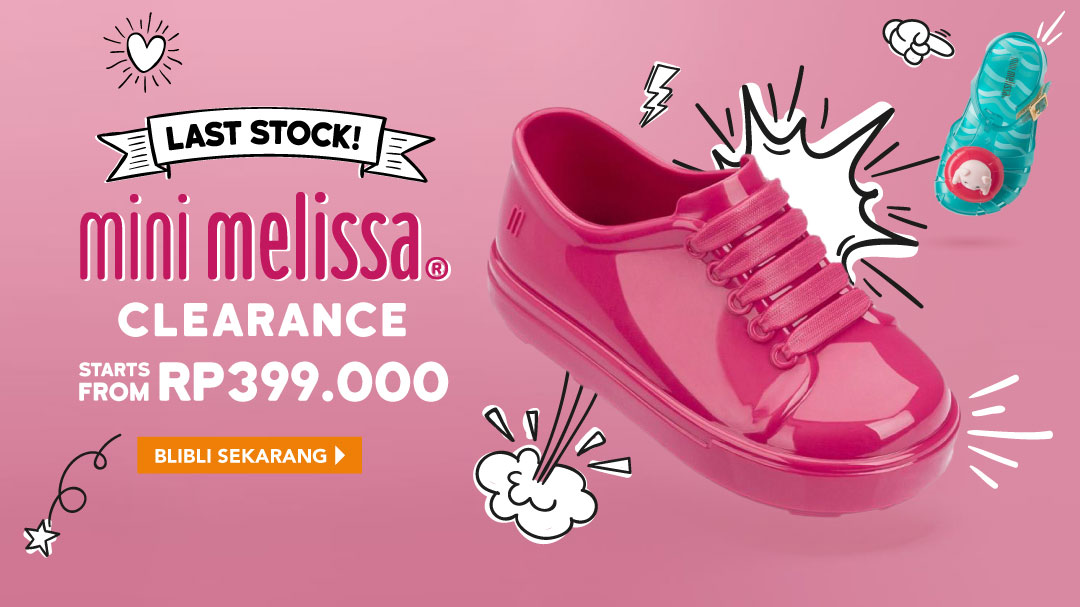 Mini Melissa Clearance Sale