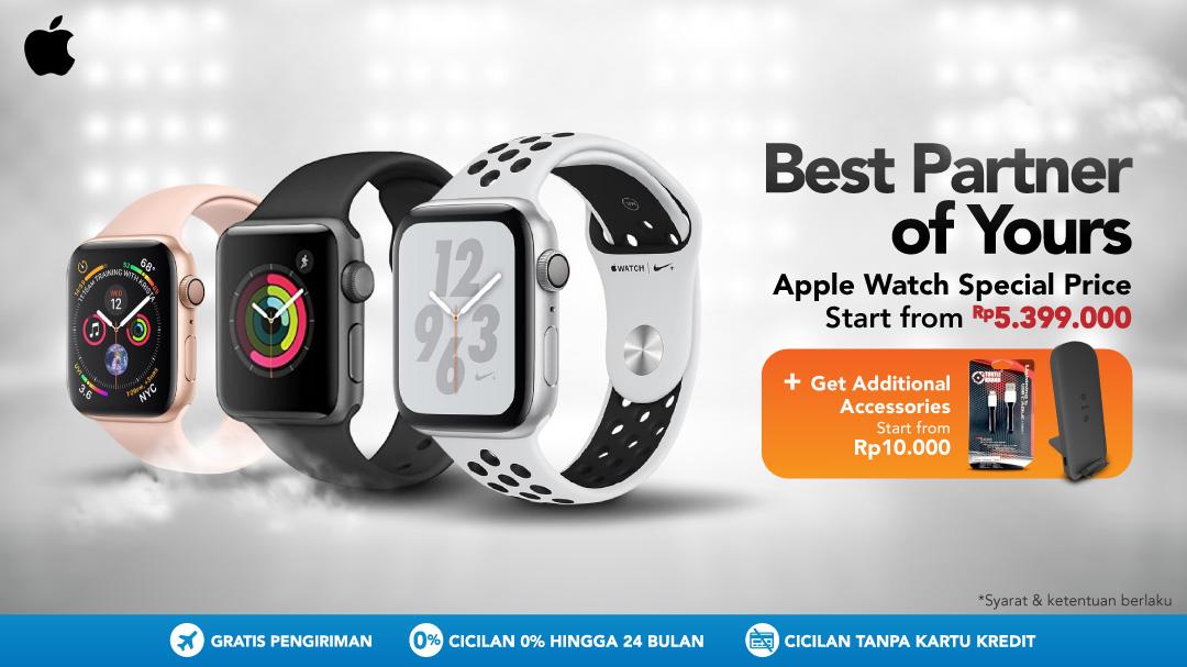 Apple Watch Promo
