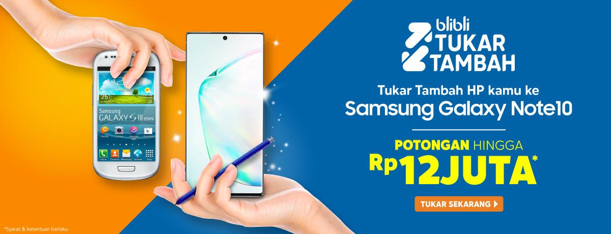 Promo Galaxy Note 10!