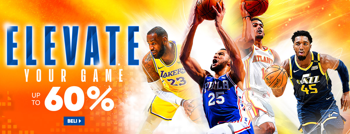 NBA Elevate Your Game