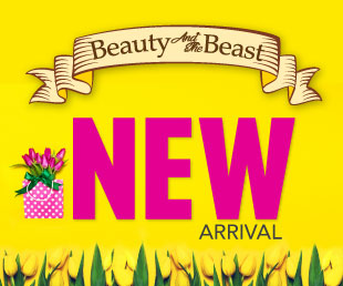 Beauty and The Beast New Arrival