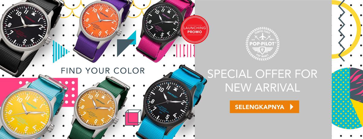 New Brand Watch