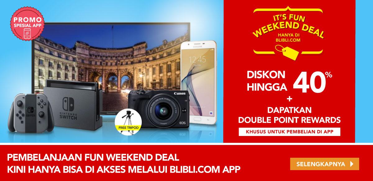 Fun Weekend Deal
