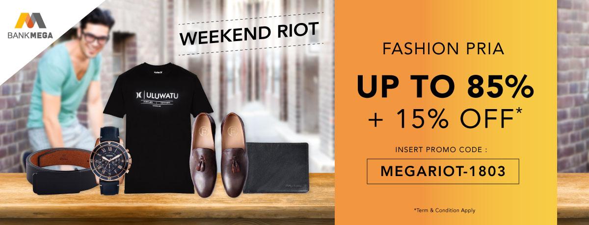 Mega Weekend Riot