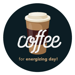 Coffee For Energizing Day Buy Now!