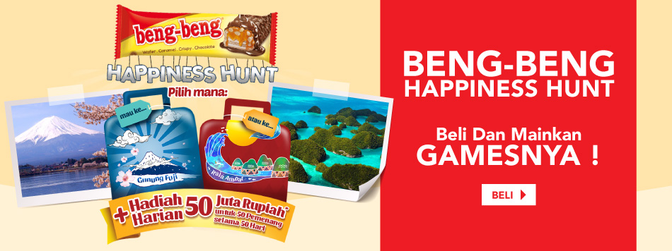 Beng Beng Happiness Hunt
