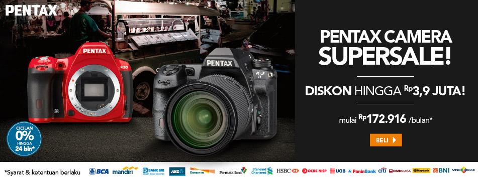Pentax Supersale