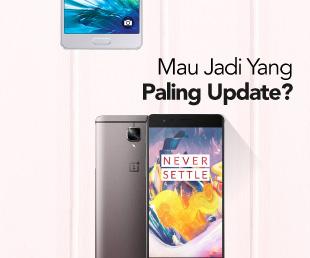 Mau Jadi yg Paling Update
