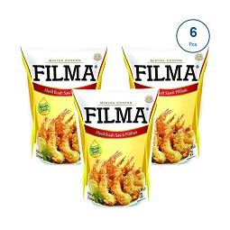 Filma Minyak Goreng Pouch 2000ml x 6pcs