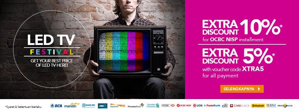 LED TV Festival