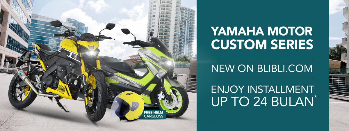 Yamaha Custom Bike blibli