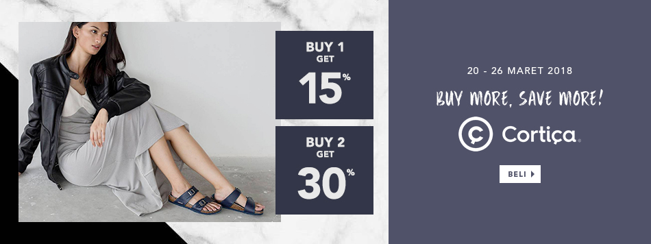 Cortica : Buy 2 or More Get 30%