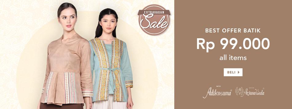 Batik Wanita Rp99.000
