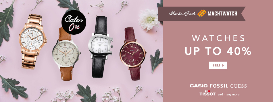 Watches Deals Up To 40%
