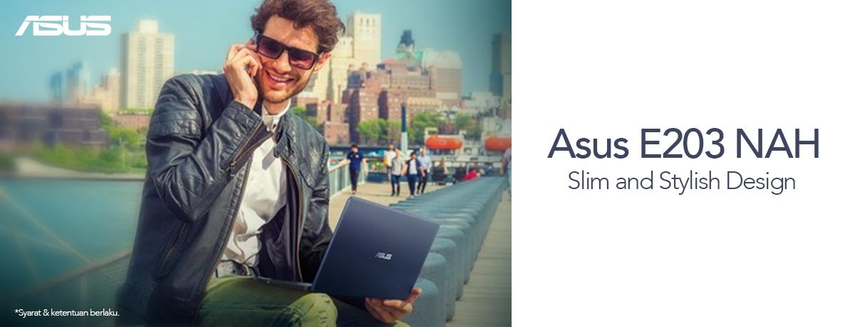 Asus E203NAH-FD411T Notebook