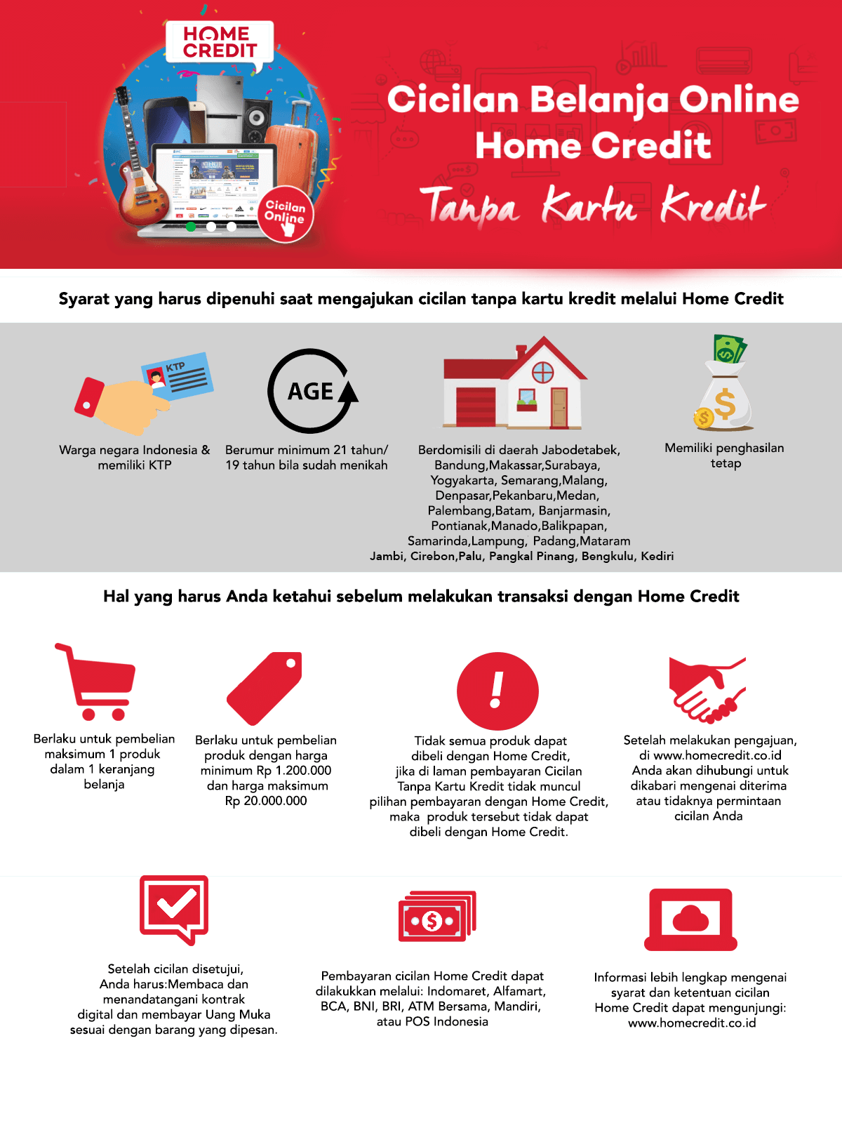 Info Angsuran Kredit Bank Tabel Angsuran Kredit Hp Di Home Credit