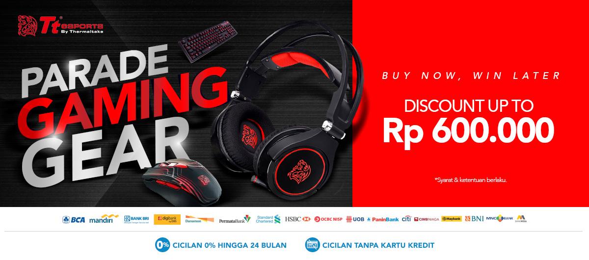 Discount Gaming Equipment