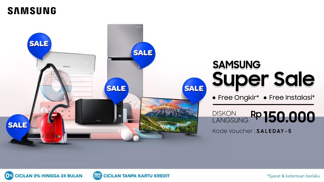 Samsung Super Sale