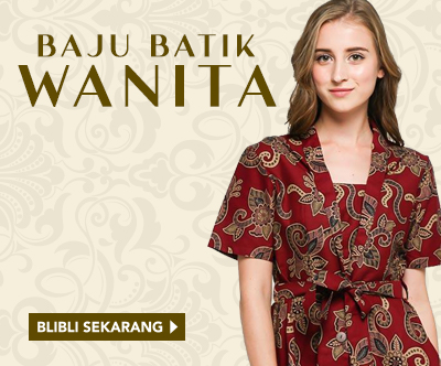 Jual Model Baju Batik Model Terbaru 2019 Blibli Com