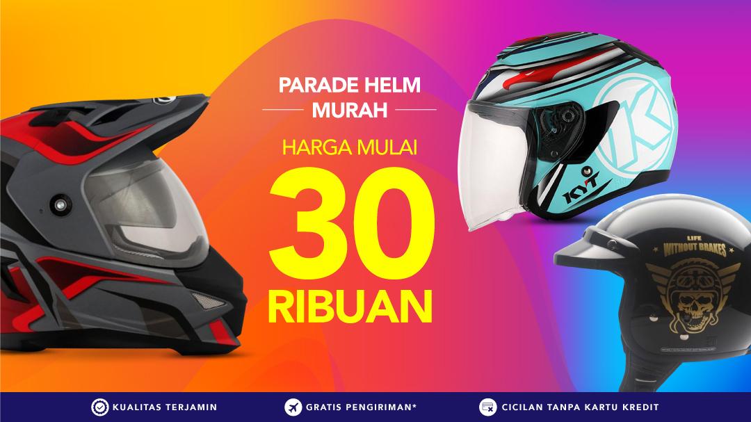 Parade Helm Murah