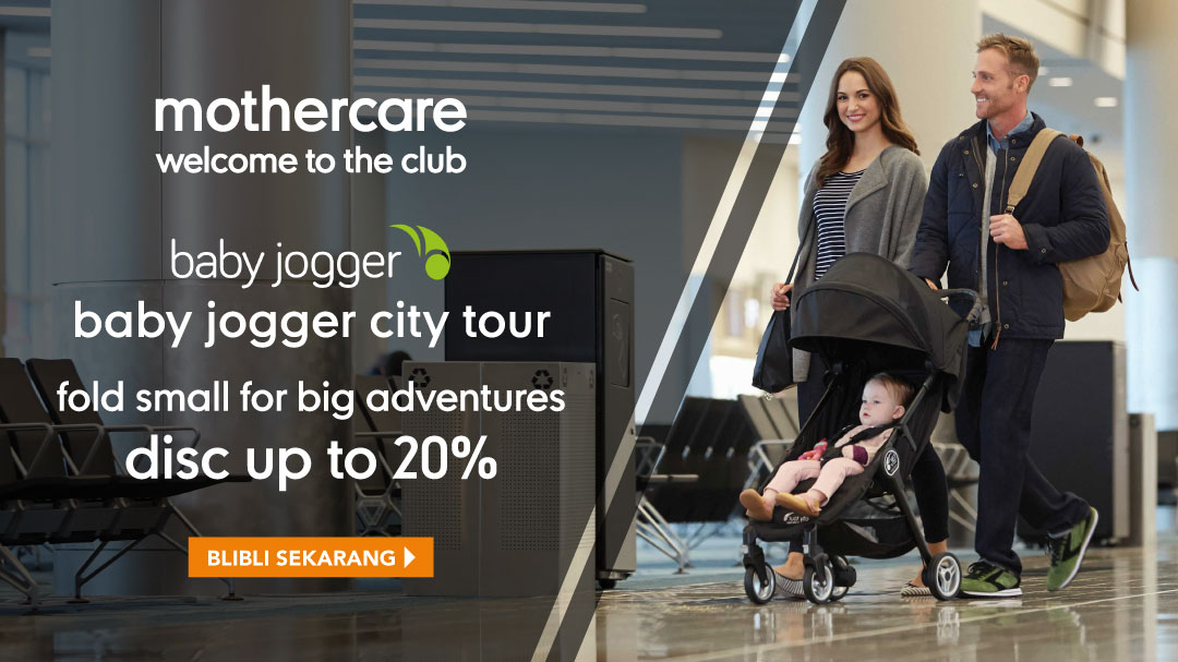Mothercare Baby Jogger Disc. up to 20%