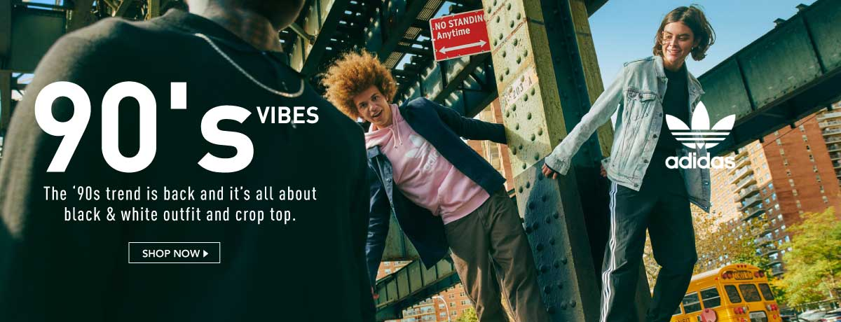 Adidas 90's Vibes