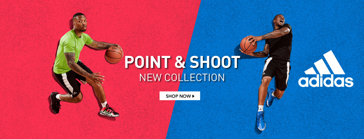 Adidas Point and Shoot