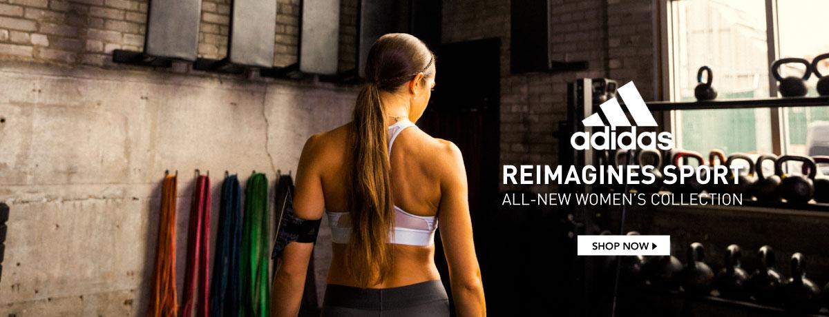 Adidas Reimagine Sport