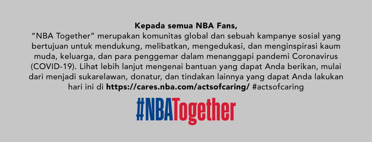 NBA Announcement