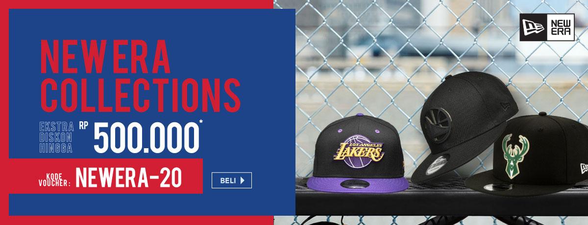 NBA New Era Collection