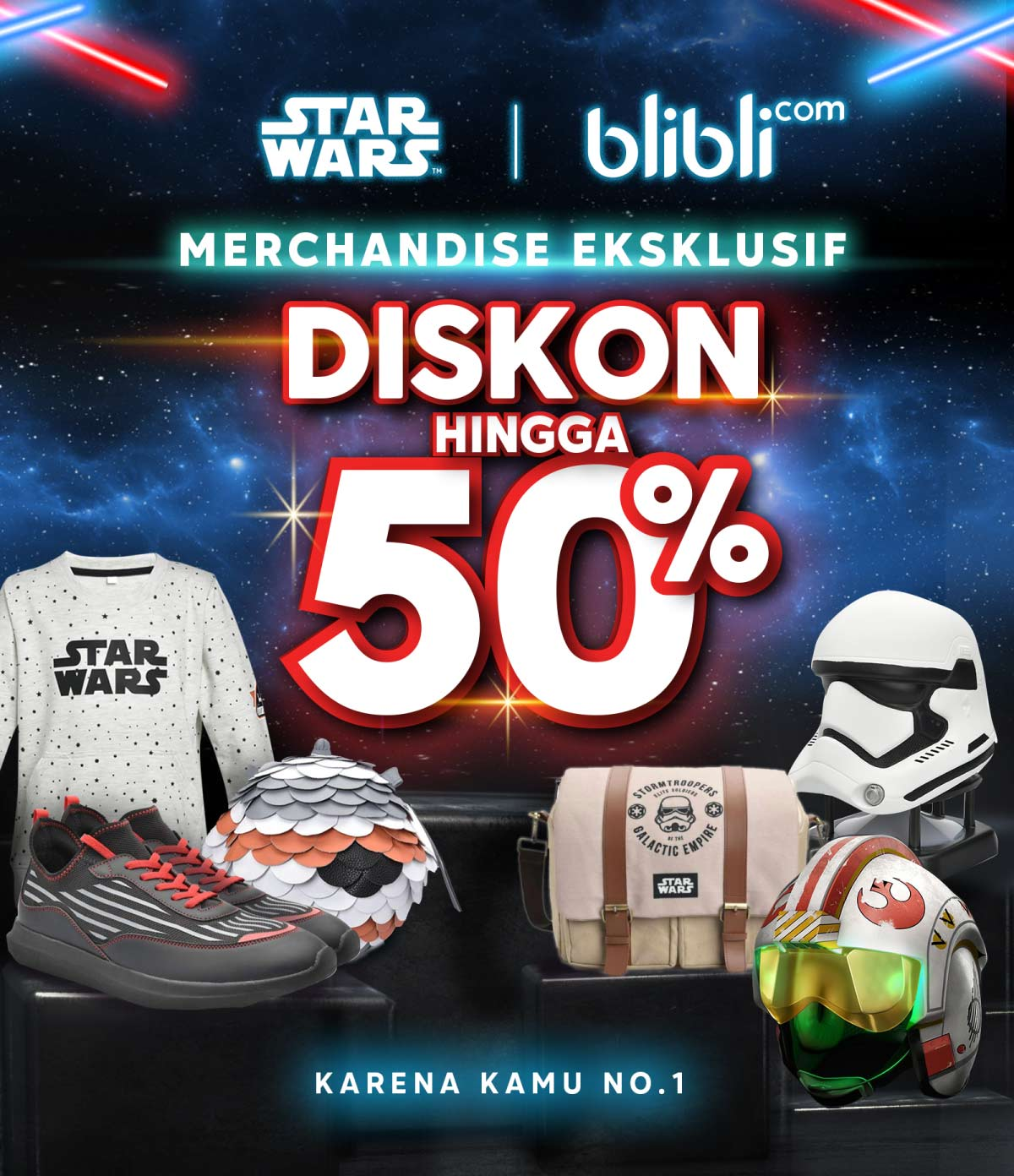 Star Wars Galaxy of Epic Deals