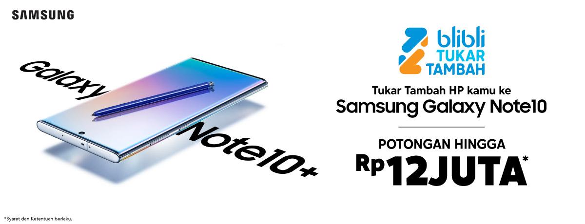 Promo Galaxy Note10!
