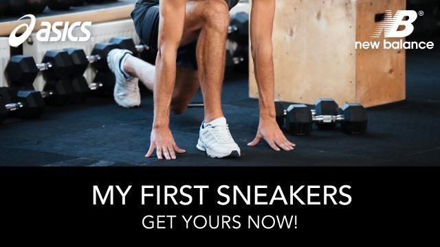 Go Get Your Sneakers