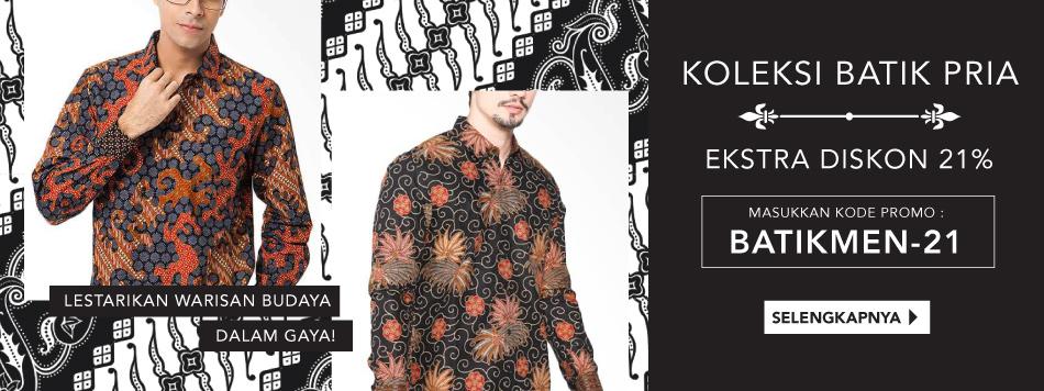 Batik Extra Discount 21%