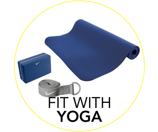 Fit with yoga