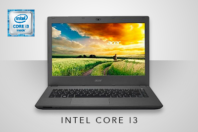 Laptop Acer Core i3