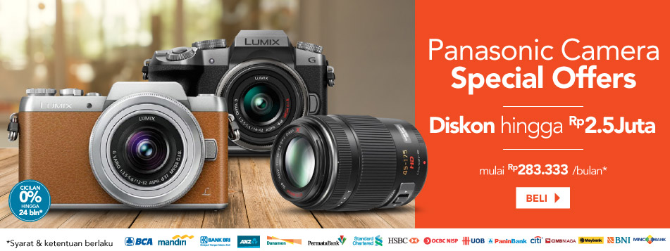 Panasonic Special Offer