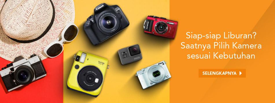 Pilih Kamera Apa?