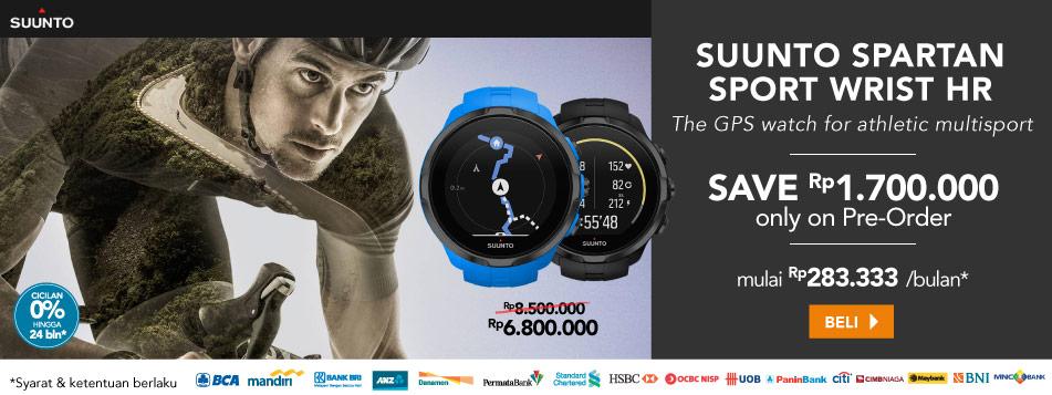 Sunto Spartan Sports