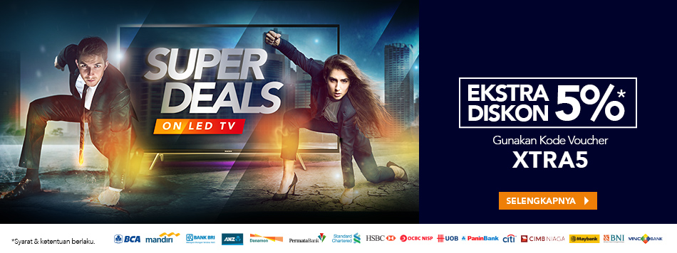 Super Deals on LED TV