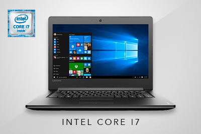 Laptop Leovo Core i7
