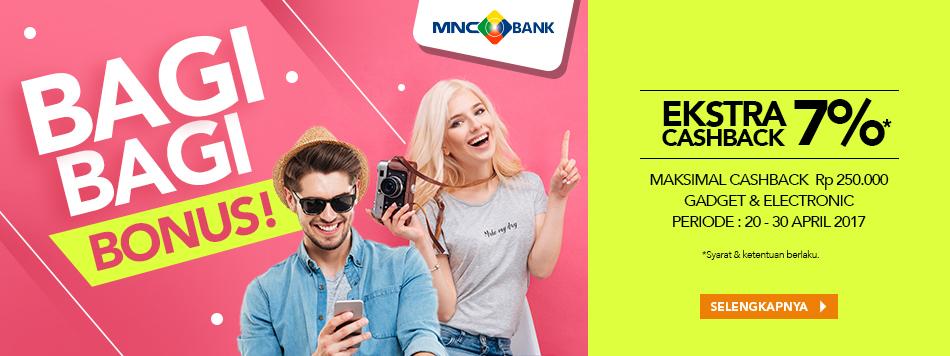 MNC Bagi-Bagi Bonus