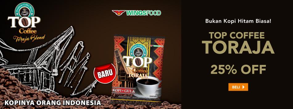 Top Coffee Toraja