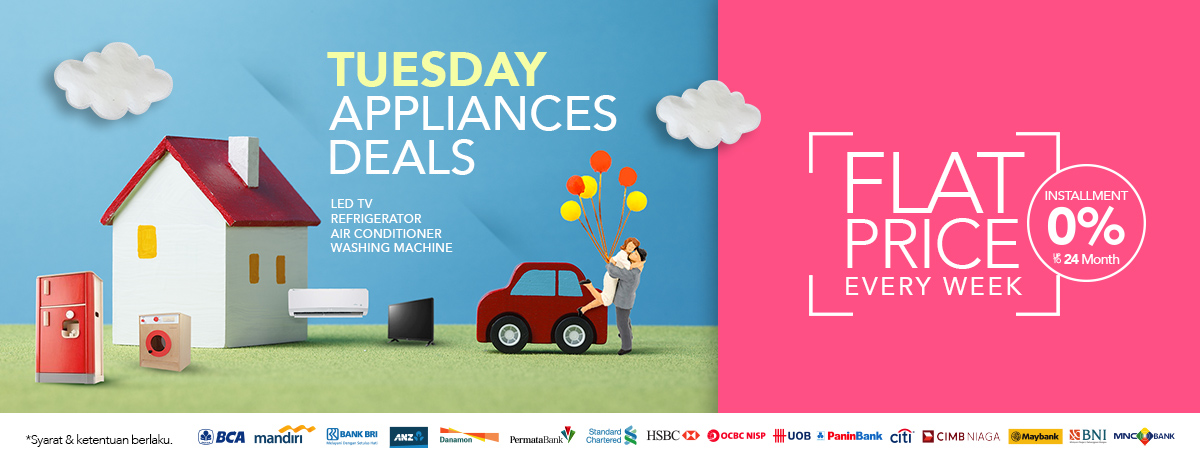 Tuesday Appliances Deals