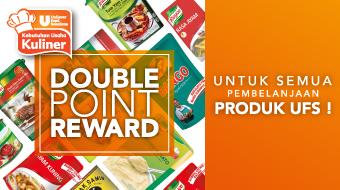 UFS Double Reward