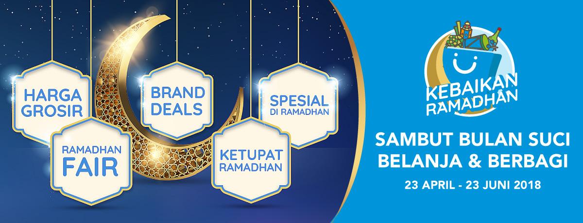 Kebaikan Ramadan