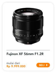 FUJINON XF 56mm F1.2R