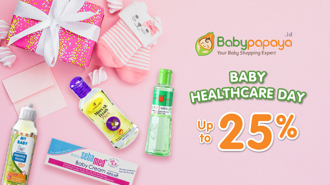 Baby Healthcare Day Up To 25%