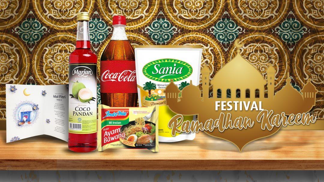 Promo Festive Ramadhan Kareem