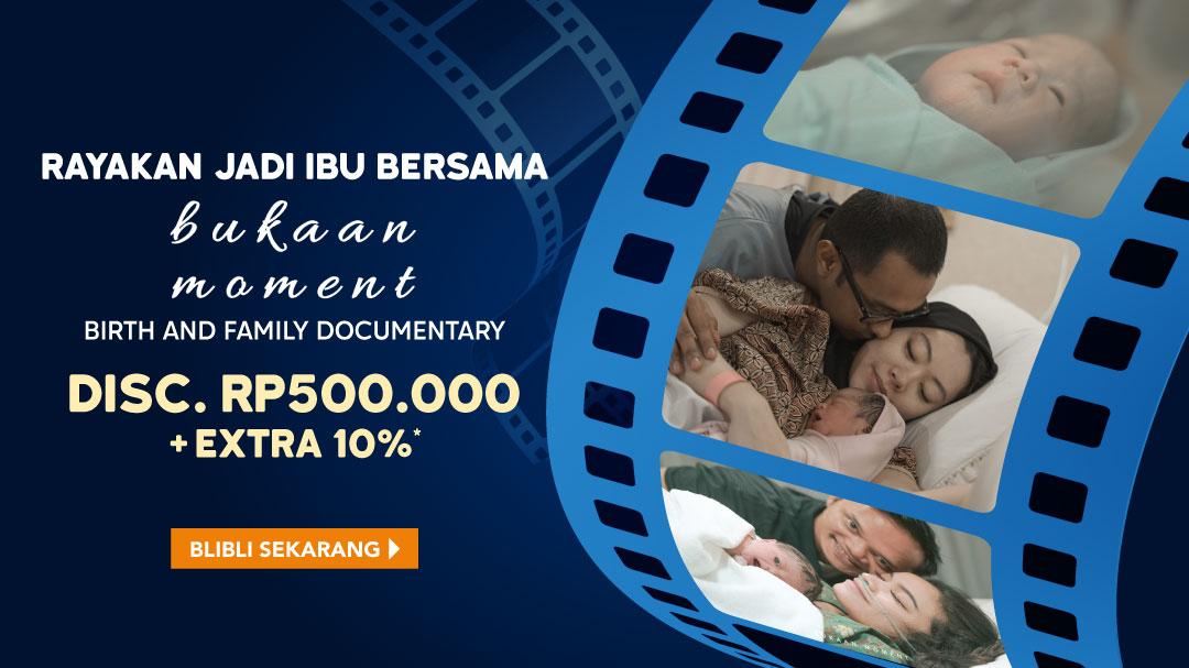 Bukaan Moment Birth Documentary